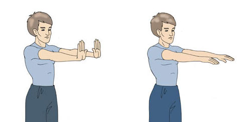 ورزش های مفید برای پیشگیری و درمان درد مچ دست