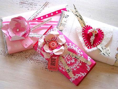ایده های تزیین کادو - تزیین هدایا - نمونه کادوپیچی شیک - تزیین هدیه روز معلم
