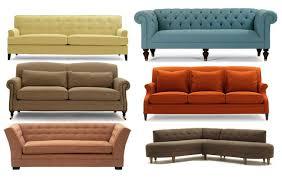 آشنایی با انواع کاناپه و مبل - انواع مدل کاناپه
