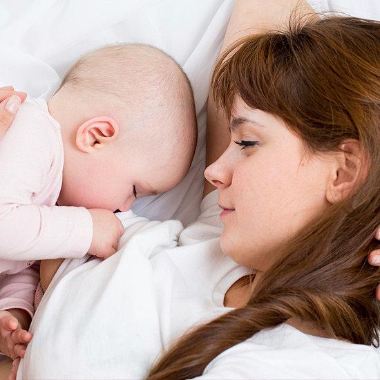 پریود شدن - قاعدگی - دوران شیردهی
