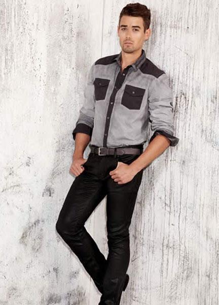 مدل لباس اسپرت مردانه - جین مردانه - Guess
