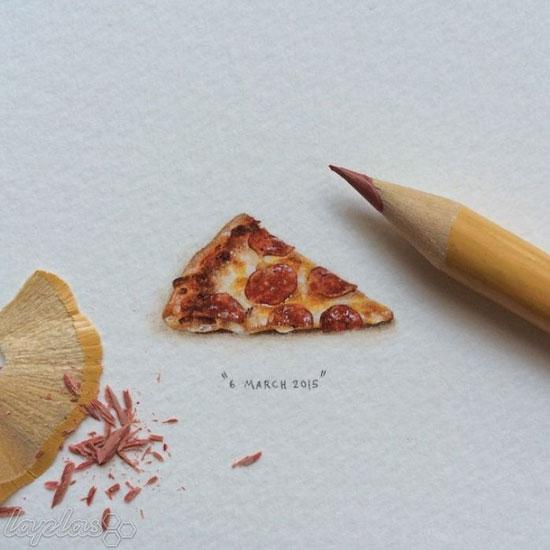 نقاشی های کوچک لورن لوتز - نقاشی های شگفت انگیز