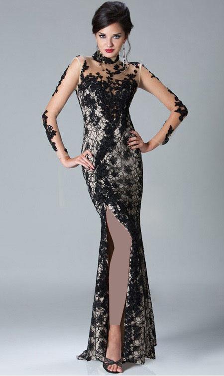 مدل لباس گیپور زنانه