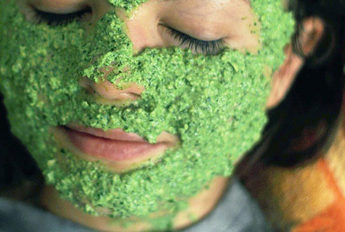 روش ساخت ماسک پوست - درمان خانگی چین و چروک پوست