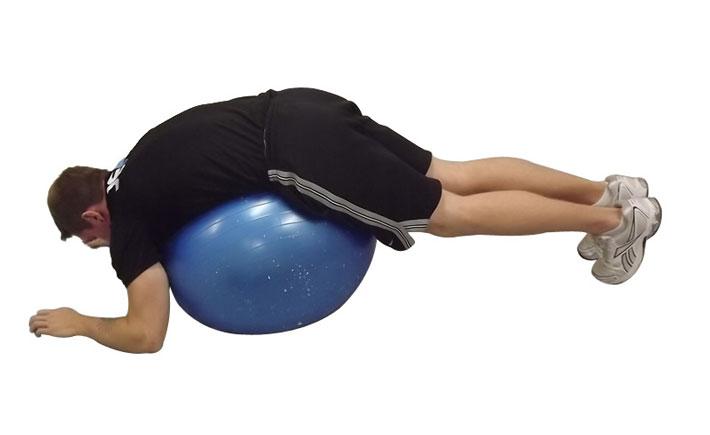 تمرینات ورزشی تقویت کمر و درمان کمردرد
