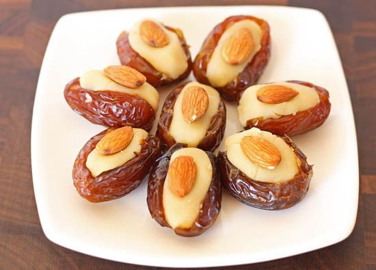 ایده هایی برای تزیین خرما - تزیین خرمای سفره افطار