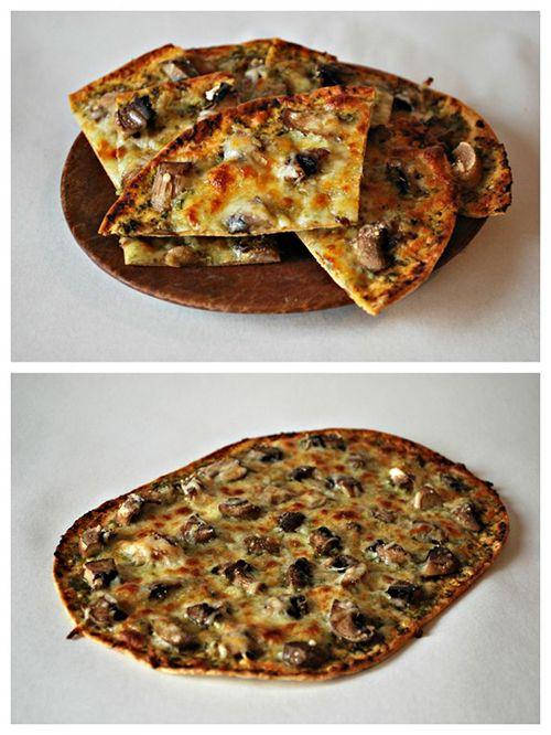 نمونه غذاهای خوشمزه با قارچ