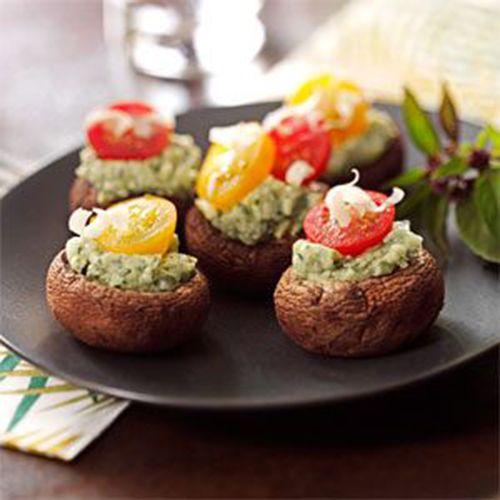 ۵ ایده برای درست کردن خوراکی های خوشمزه با قارچ