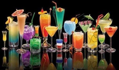 سفره آرایی  , ایده هایی برای تزیین نوشیدنی ها