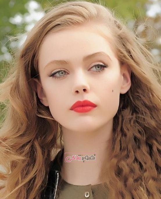 مدل های جدید آرایش صورت - مدل آرایش چشم - میکاپ صورت
