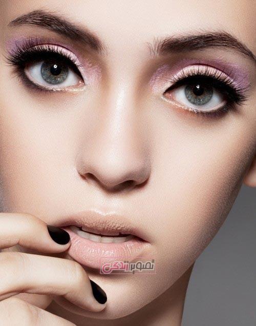 آرایش صورت 2015 - مدل آرایش - میکاپ صورت جدید