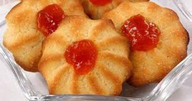 طرز تهیه شیرینی کورابیه - آموزش شیرینی پزی - شیرینی خشک