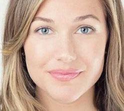آموزش آرایش لب های باریک و نازک