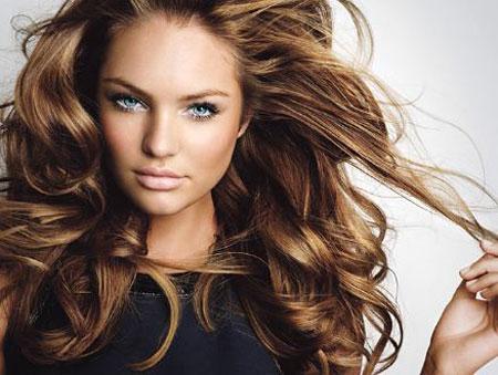 خشک کردن موها بطور طبیعی