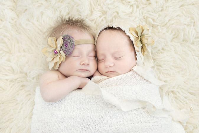فرشته های کوچک در خواب - زیبای خفته - عکس نوزاد در خواب - نوزادان در خواب - جوان کالینز