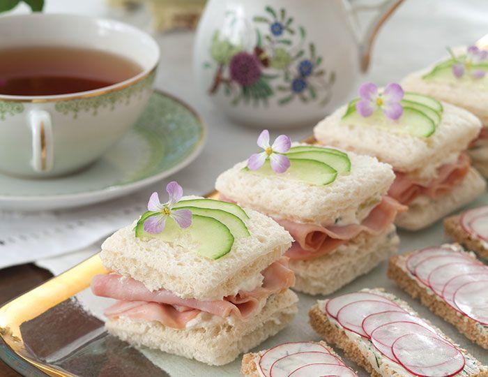 خوراکی های لقمه ای زیبا و خوشمزه