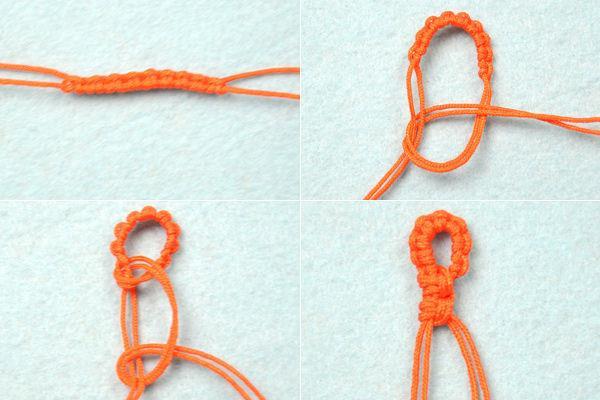 آموزش ساخت زیور آلات  , آموزش بافت دستبند زیبا