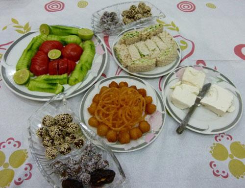 تغذیه مناسب در روزه داری - روزه بیماران