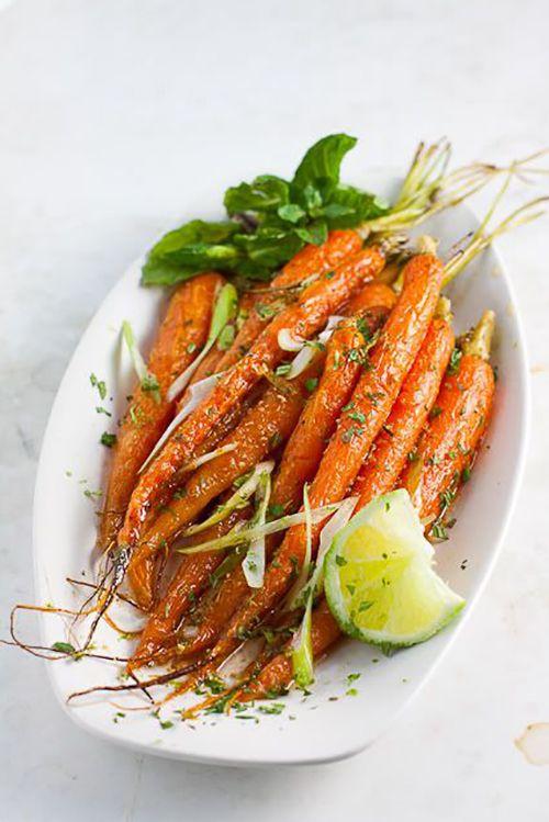 استفاده از هویج - کاربرد هویج - هویج پخته