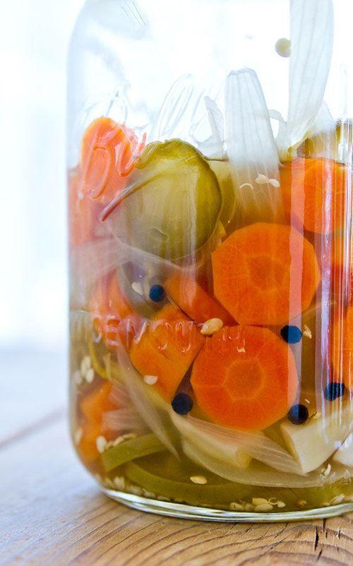 استفاده از هویج - کاربرد هویج - ترشی هویج
