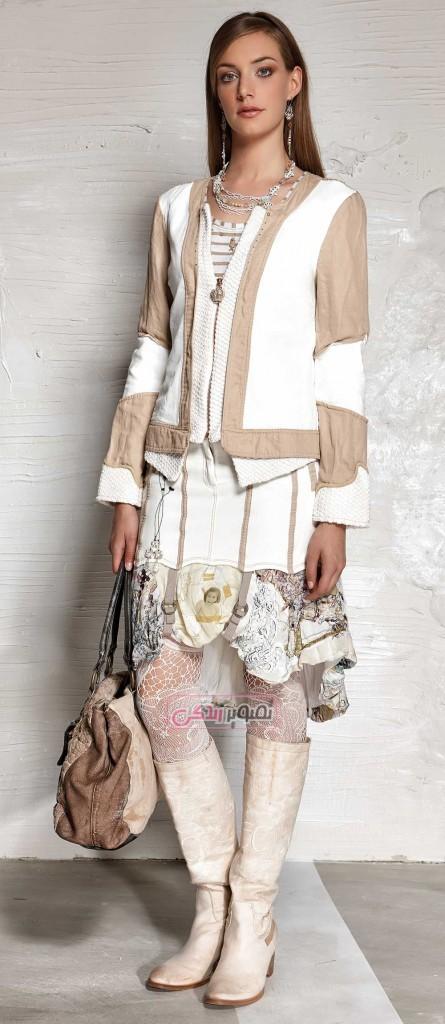 مدل زیبای لباس دخترانه - کت و دامن اسپرت دخترانه
