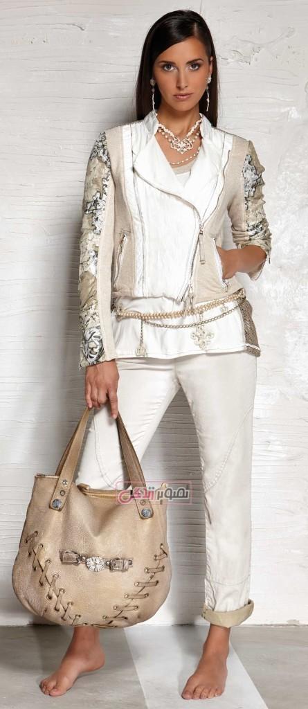 بلوز شلوار اسپرت زنانه - مدل تونیک دخترانه