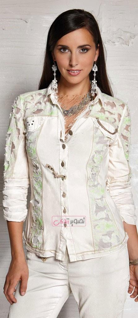مدل لباس زنانه - زیباترین مدل لباس های بهاری و دخترانه