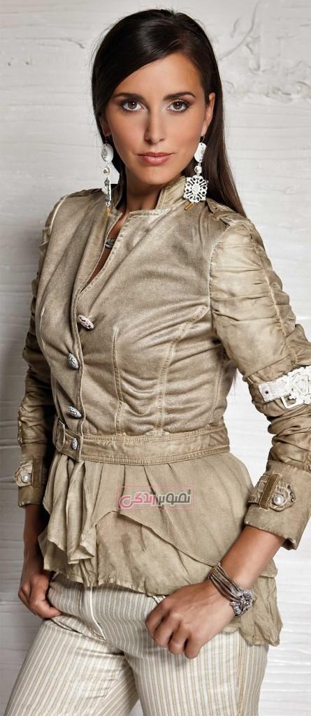 مدل لباس زنانه - مدل بلوز دخترانه - مدل لباس بهاری