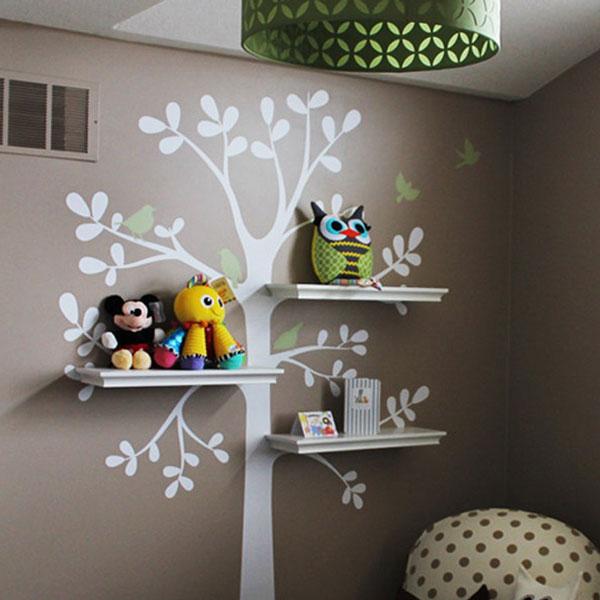 تزیین اتاق خواب بچه - دکوراسیون اتاق بچه - چیدمان اتاق خواب کودک