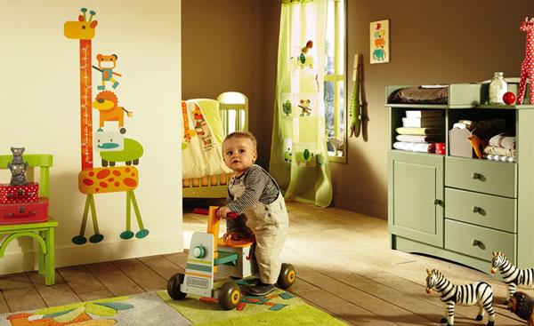 چیدمان اتاق کودک - دکوراسیون اتاق بچه