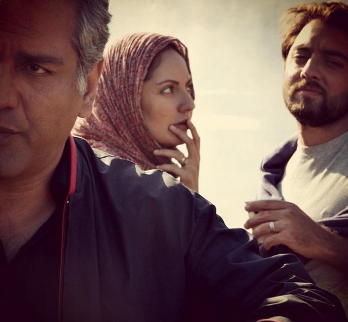 حساب اینستاگرام ترانه مهناز افشار