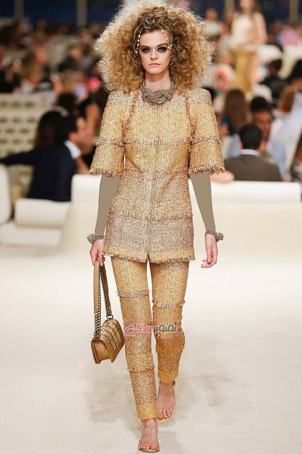 تونیک دخترانه - پیراهن زنانه - مدل لباس های زنانه