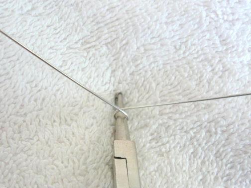 آموزش ساخت گوشواره طرح گیلاسی - آموزش ساخت زیورآلات - گوشواره آویز
