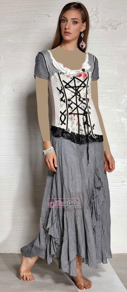 مدل لباس های اسپرت دخترانه - Daniela Dallavalle - لباس راحتی - لباس بهاری