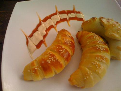 طرز تهیه پیراشکی مرغ
