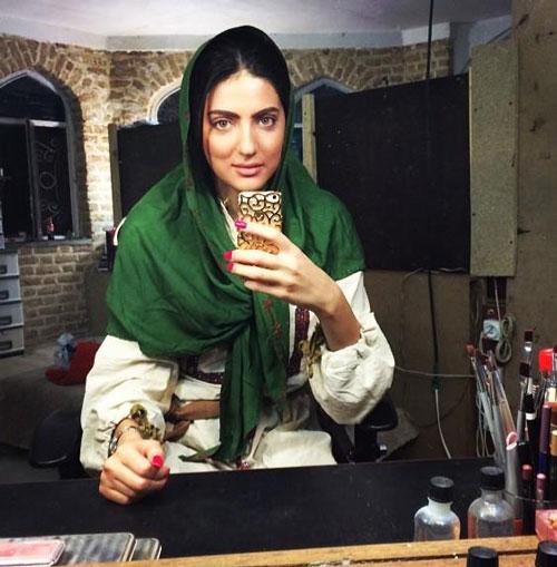 زیباترین عکس های هلیا امامی