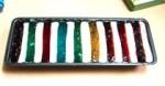 رولت ژله رنگین کمان - طرز تهیه ژله رولتی رنگین کمانی