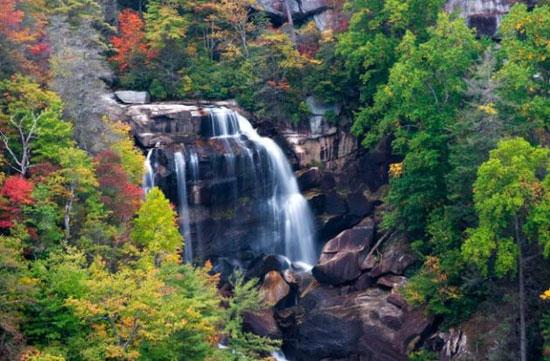 خیره کننده ترین آبشارهای ایالات متحده
