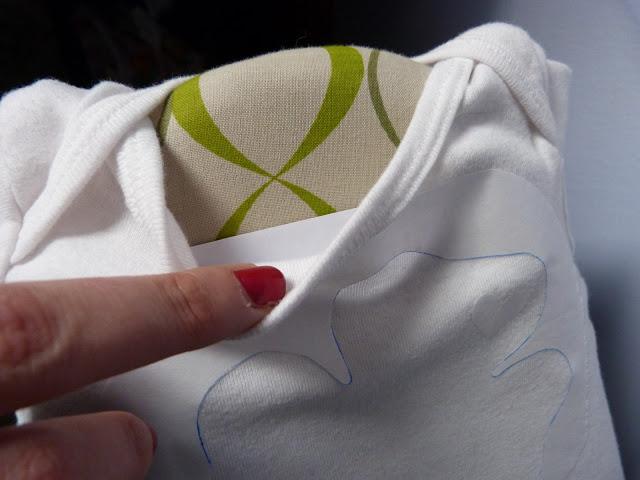 آموزش نقاشی روی پارچه - نقاشی روی لباس - روش استنسیل