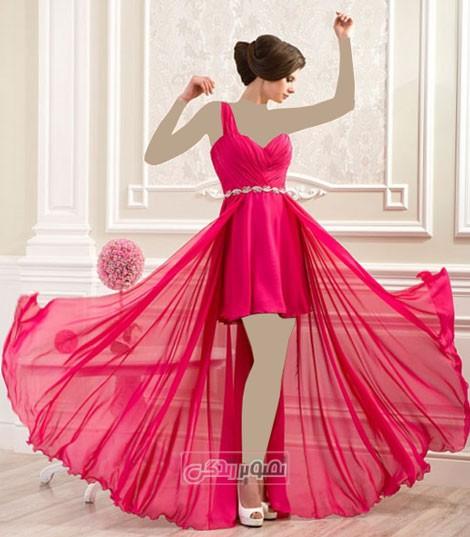 مدل های زیبای لباس مجلسی زنانه برند روسی Jeorjett