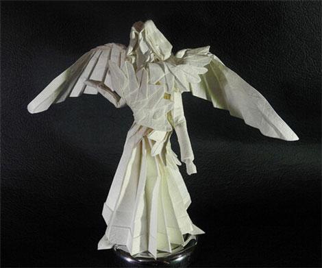 اریگامی های پیچیده - اوریگامی - هنر کاغذ و تا