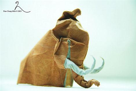 اریگامی های زیبا - اوریگامی - هنر کاغذ و تا