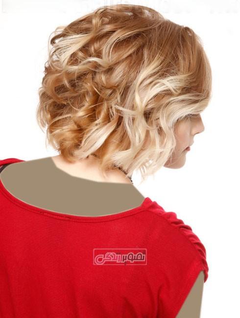 مدل موهای کوتاه - مدل موی کوتاه - مدل کوتاهی مو