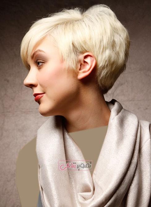 جدیدترین مدل موی زنانه - مدل موی کوتاه - مدل کوتاهی مو