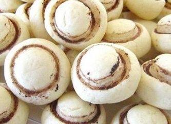 شیرینی قارچی