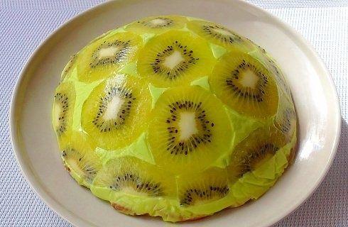 تزیین ژله - دسر مجلسی - ژله میوه ای
