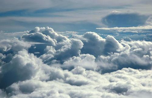 علت سفید دیده شدن ابرها - دلیل سفید بودن رنگ ابرها