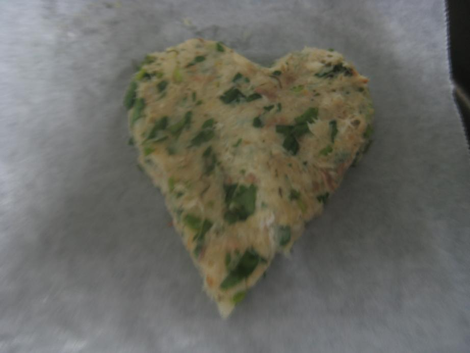طرز تهیه کتلت ماهی با سبزیجات