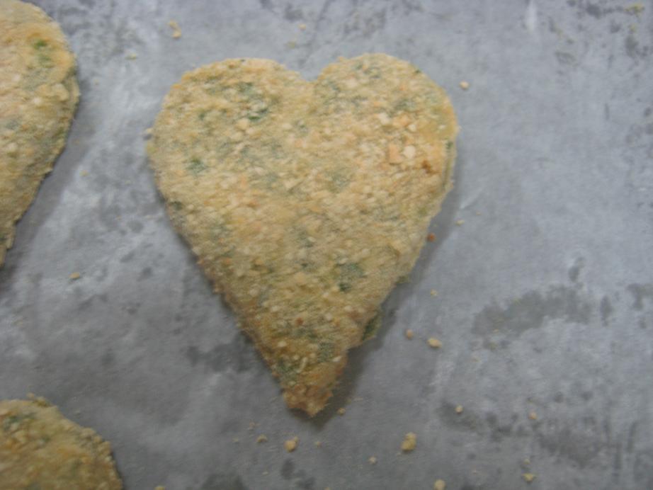 طرز تهیه کتلت ماهی و سبزیجات