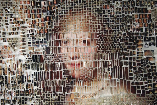 آثار هنری مایکل ماپز - پرتره های زیبای Michael Mapes